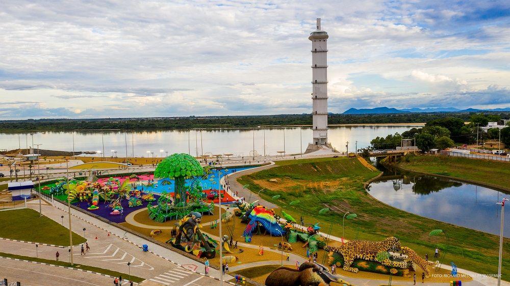 Parque do Rio Branco 3 - Ft Richard Messias