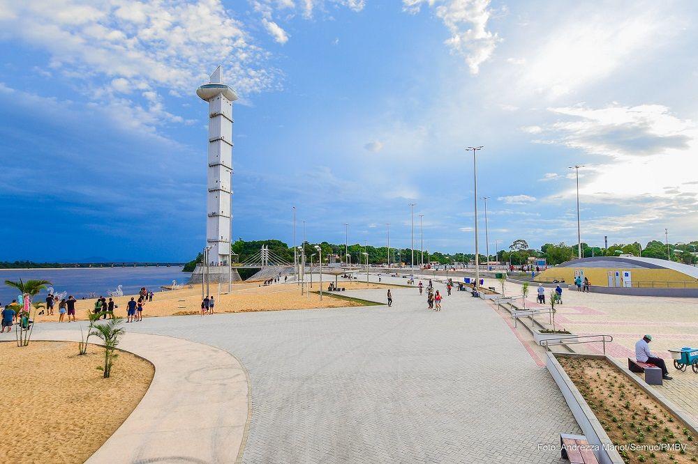 Parque do Rio Branco 2 - Ft Andrezza Mariot