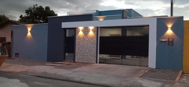 Casa nova à venda no Santa Luzia