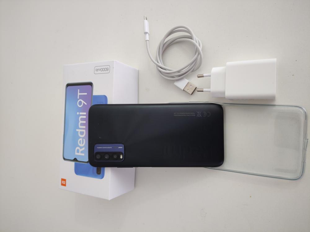 Vende-se smartphone Redmi 9T novo, na caixa